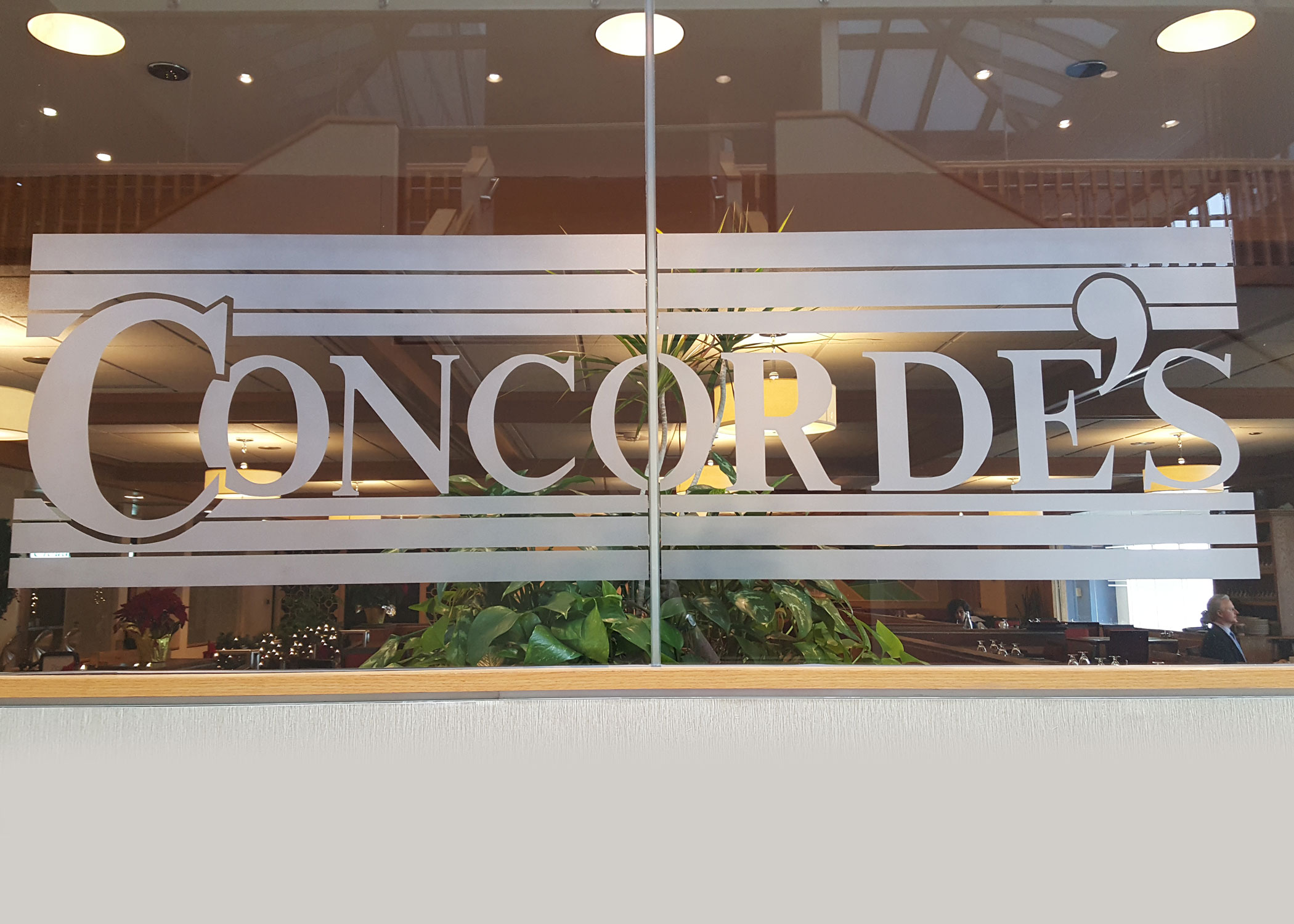 Concorde's (at the Sheraton)