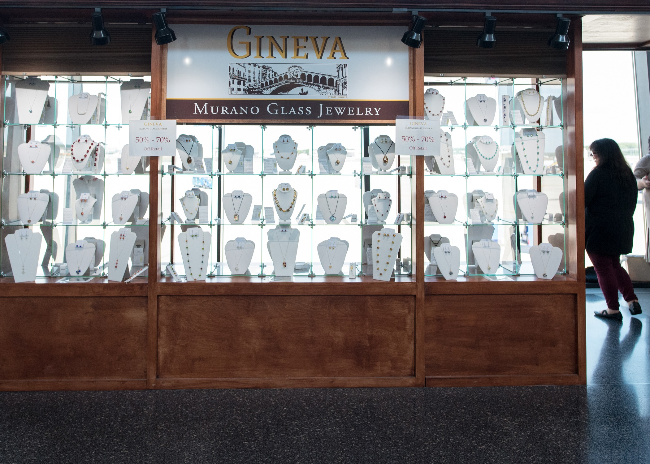 Gineva Murano Glass Jewelry