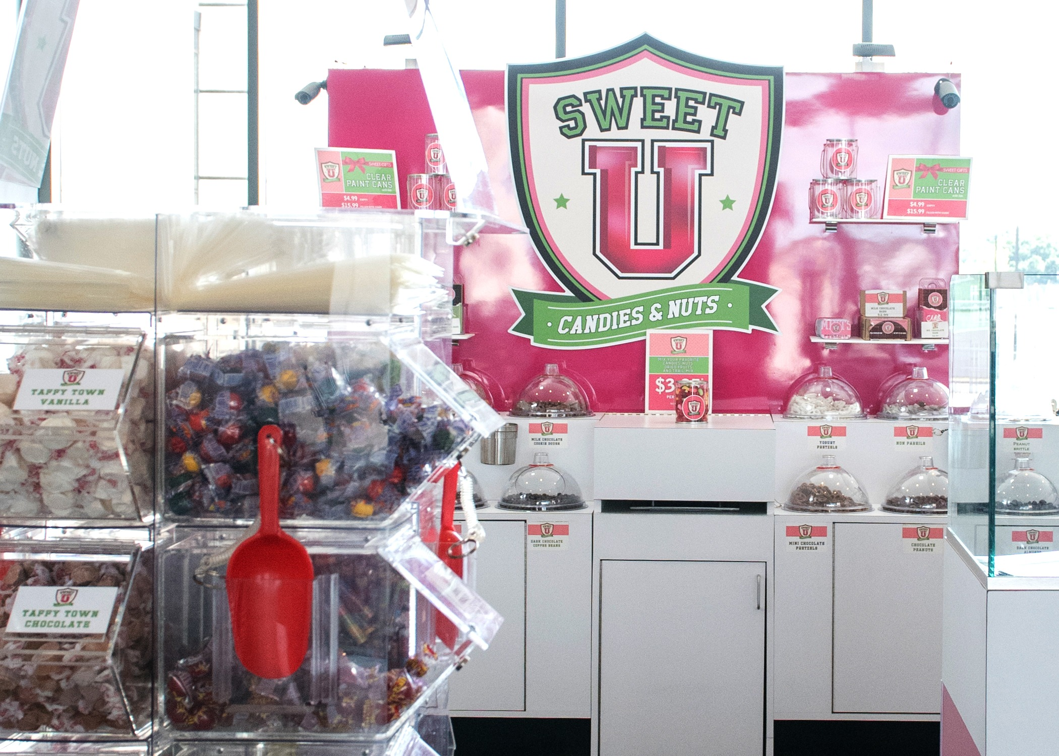 Sweet U Candies & Nuts