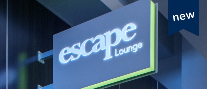 Check out our Escape Lounge!
